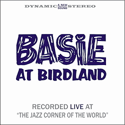 Count Basie Basie At Birdland