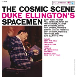 Duke Ellington's Spacemen The Cosmic Scene