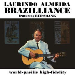 Laurindo Almeida Quartet Brazilliance