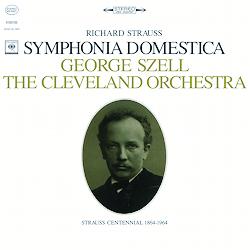 Strauss Symphonia Domestica Szell