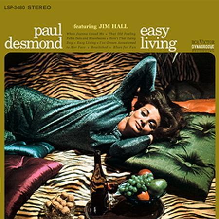 Paul Desmond Easy Living