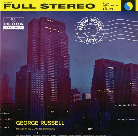 George Russell New York, N.Y.