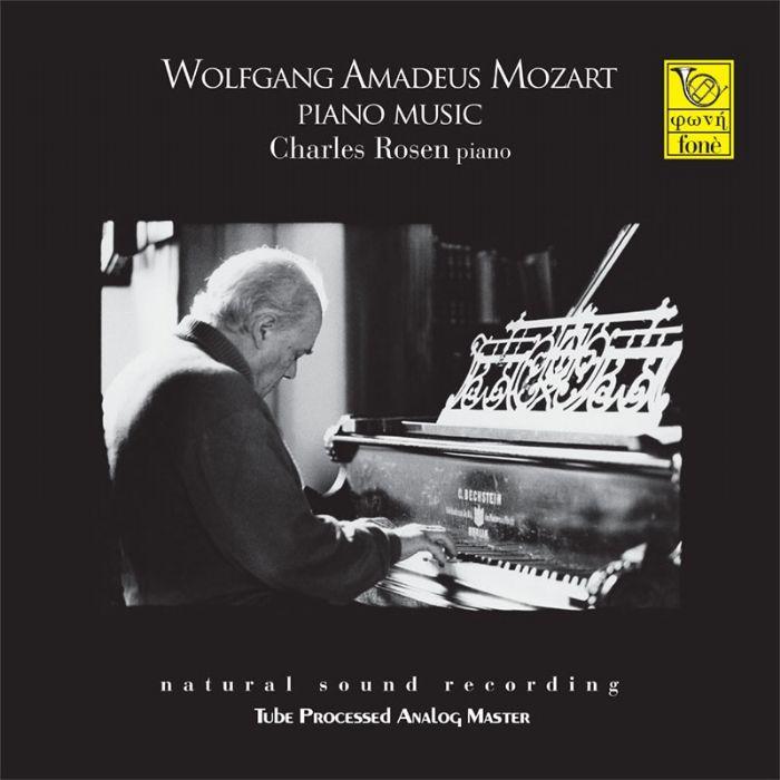 LP126 Mozart Piano Music Charles Rosen