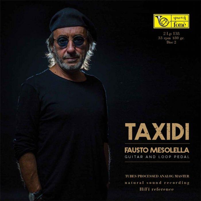 LP138 Taxidi Fausto Mesolella