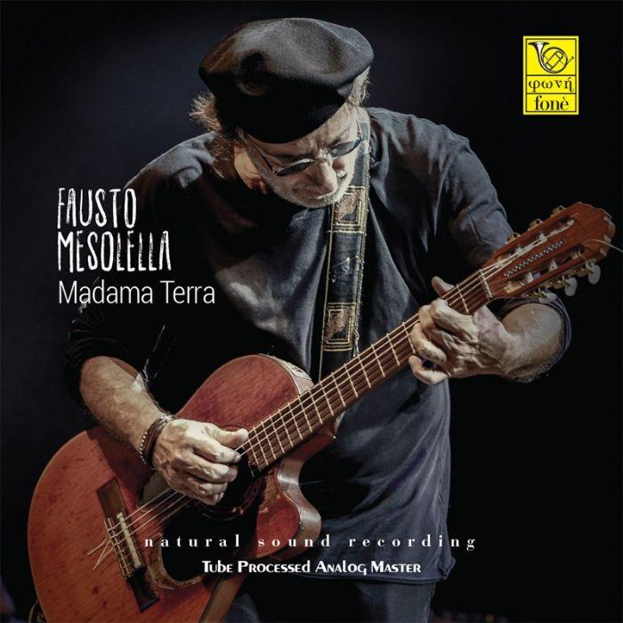 LP134 Fausto Mesolella Madama Terra
