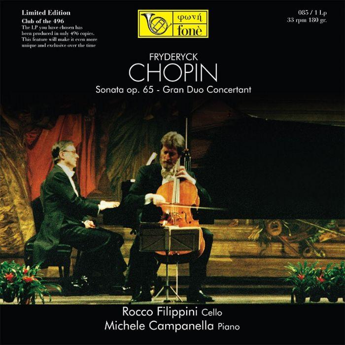LP085 Chopin Cello Sonata