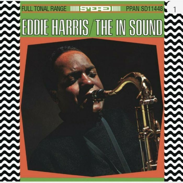 Eddie Harris The In Sound