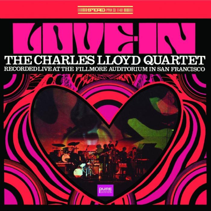 The Charles Lloyd Quartet Love-In