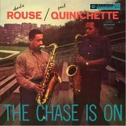 Paul Quinichette & Charlie Rouse The Chase Is On