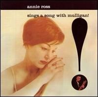 Annie Ross Sings A Song With Mullligan