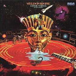 Weldon Irvine Cosmic Vortex (Justice Divine)