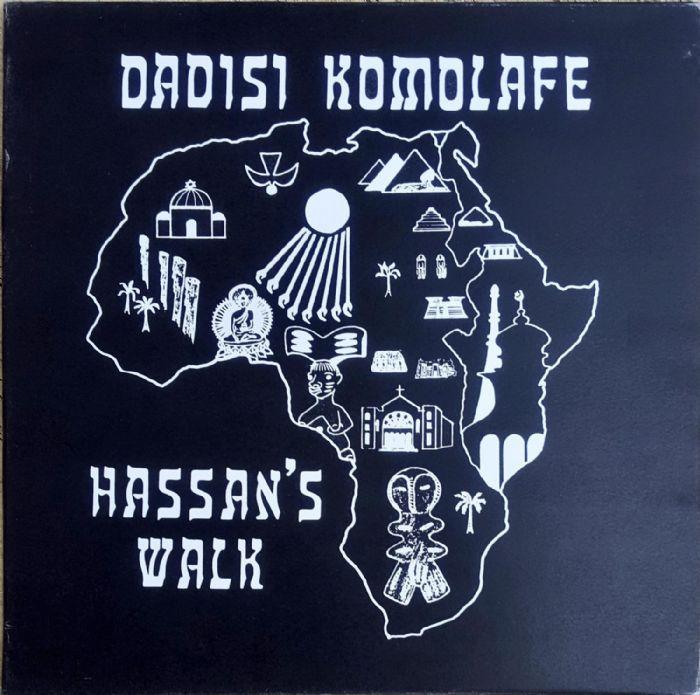 Dadisi Komolafe Hassan's Walk