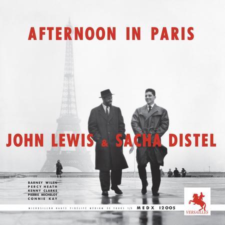John Lewis & Sacha Distel Afternoon In Paris