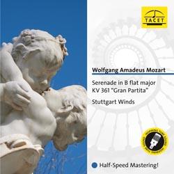 Mozart Serenade KV 361 Gran Partita Stuttgart Winds