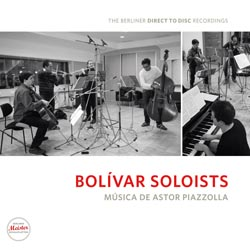 Bolivar Soloists Musica De Astor Piazolla