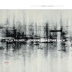 Bach Sonata & Partita No.3 Palmer