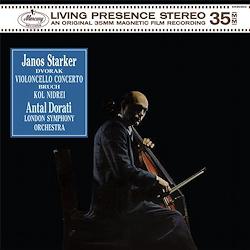 Dvorak Cello Concerto Bruch Kol Nidrei Starker 45rpm
