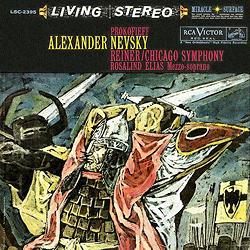Prokofiev Alexander Nevsky Reiner