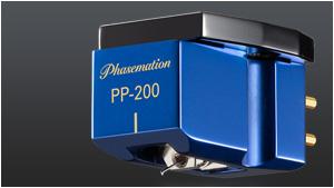ראש פטיפון Phasemation MC Cartridge PP-200