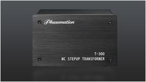 שנאי Phasemation MC Step-up Transformer T-300 תצוגה