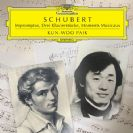 Schubert Piano Pieces Paik