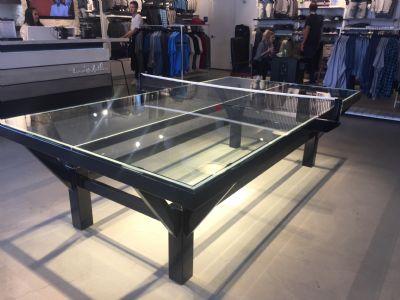 שולחן טניס מנירוסטה