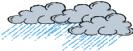 חוטים של גשם