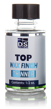 Top Wax Finish  - THINNER