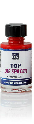 Top Die spacer - Red 1/2oz