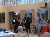 ערב לטיני בבית אבות (להקה+רקדנים)
