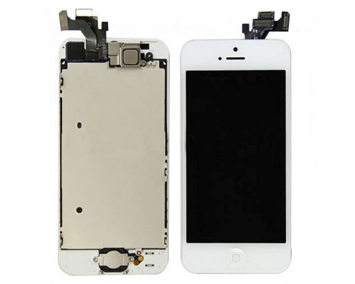 iPhone 5 Replacement LCD with Pre-Fitted Parts