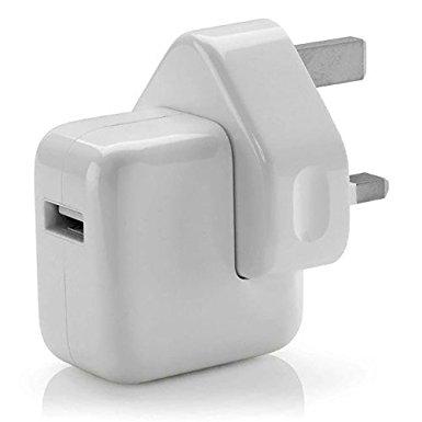 iPad USB Plug Power Supply - Retail Box