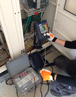 בדיקת חשמל תקופתית