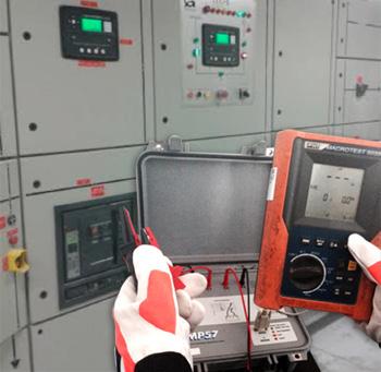 יגאל עפרוני מהנדסי חשמל בדיקות חשמל