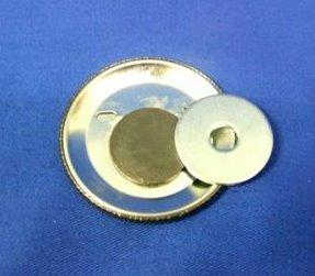 סיכות כפתור לוגו / סמל עם מגנט