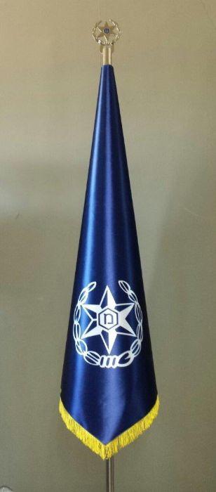 מעמד קוני לדגל - משטרת ישראל