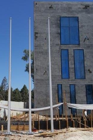 תורן אלומיניום 8 מטר- רמלה