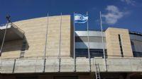 התקנת תרני אלומיניום 9 מטר בארנה ירושלים