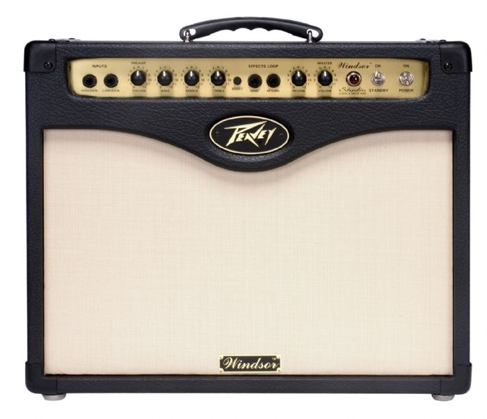 מגבר חשמלית - PEAVEY 20W WINDSOR STUDIO