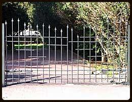 שער חשמלי - שערים חשמליים-דלת אוטומטית