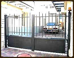 שער חשמלי - שערים חשמליים