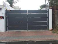 שער חשמלי לחניה-שערים חשמליים לחניה