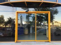 דלתות אוטומטיות חשמליות-דלת סיקורית-דלת חשמלית