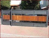 שערים חשמליים-שער חשמלי-דלתות אוטומטיות