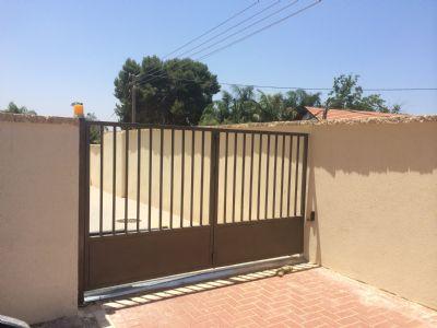 שער חשמלי - שערים חשמליים לחניה-שער אוטומטי
