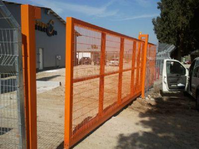 שערים חשמליים קונזולים-שער חשמלי - שערים חשמליים