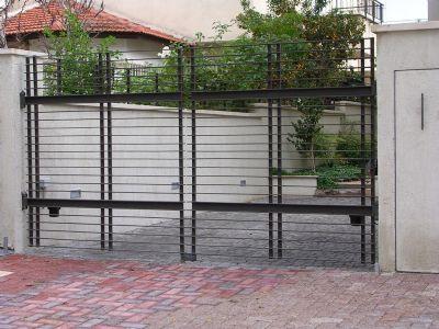 שער חשמלי - שערים חשמליים-שערים אוטומטים
