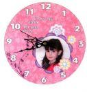 שעון פרחים