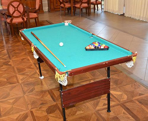 שולחן משחק סנוקר