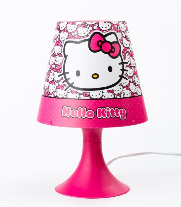 מנורת שולחן הלו קיטי